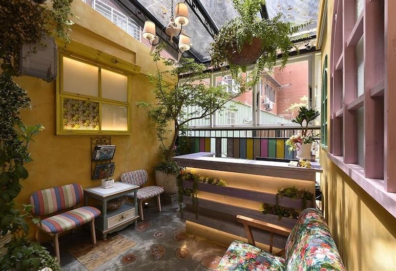 大稻埕花園旅店, 台北市, 大堂