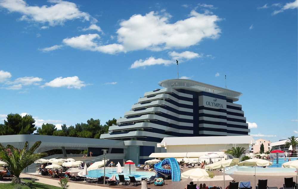 Book Hotel Olympia Sky In Vodice Hotels Com