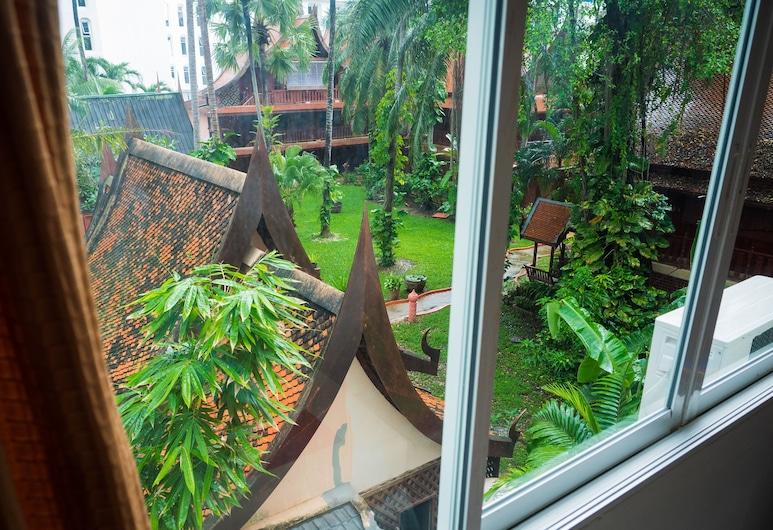 優質芭東酒店, 巴東, 花園
