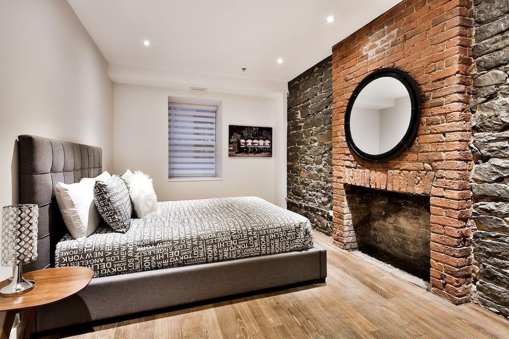 Apartament luksusowy, 1 sypialnia, dla niepalących, kuchnia - Pokój