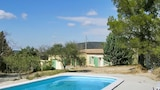 Nuotrauka: Country house with pool, La Verdjeras