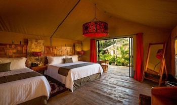 Bild vom Serenity Eco Luxury Tented Camp by Xperience Hotels in Xpu-Ha