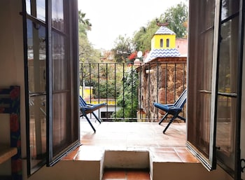 Guanajuato — zdjęcie hotelu Casa de Espíritus Alegres