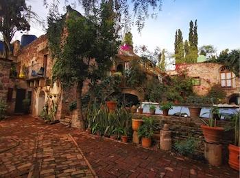 Bild vom Casa de Espíritus Alegres in Guanajuato