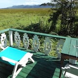Mountain View Apartment 1 Full Bed - Balkon