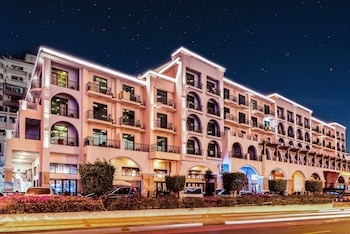 Foto van Jinjiang Baohong Hotel Annex Building in Sanya