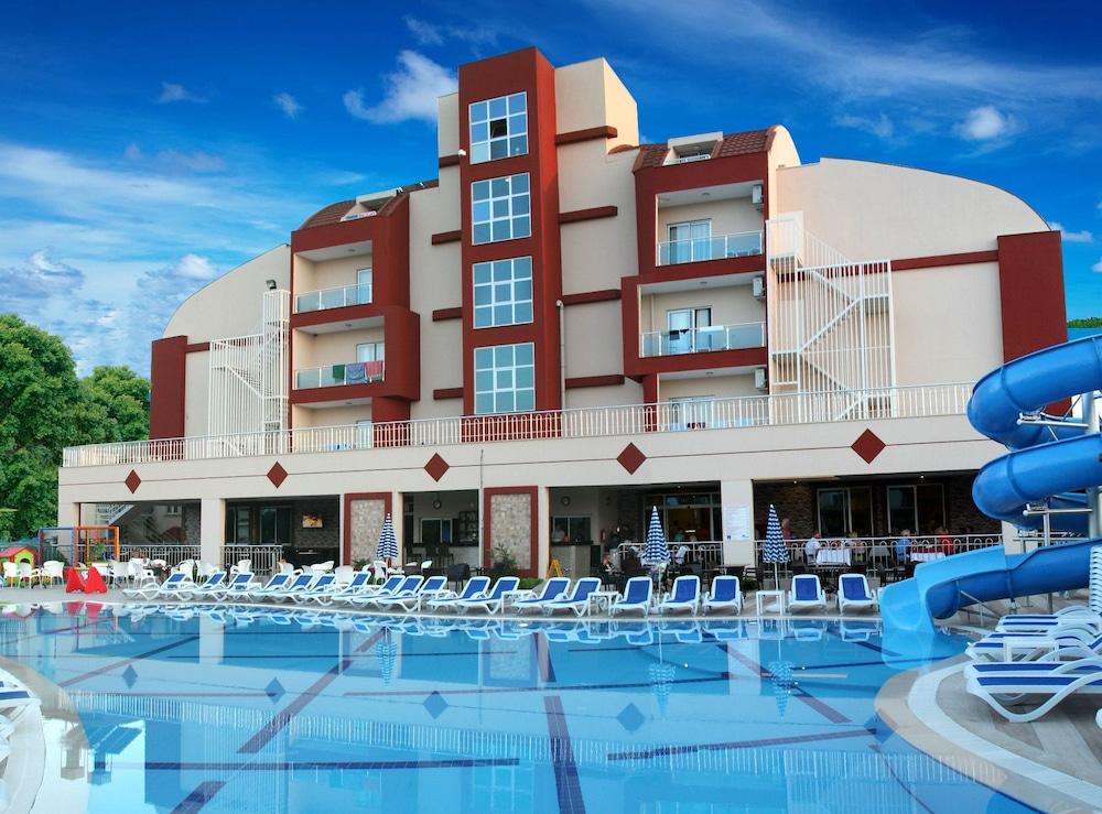 Side West Park Hotel Turkei