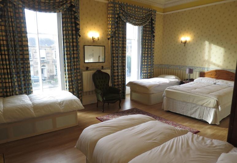 Thornfield House, Edinburgh, Family Room, Ensuite, Guest Room