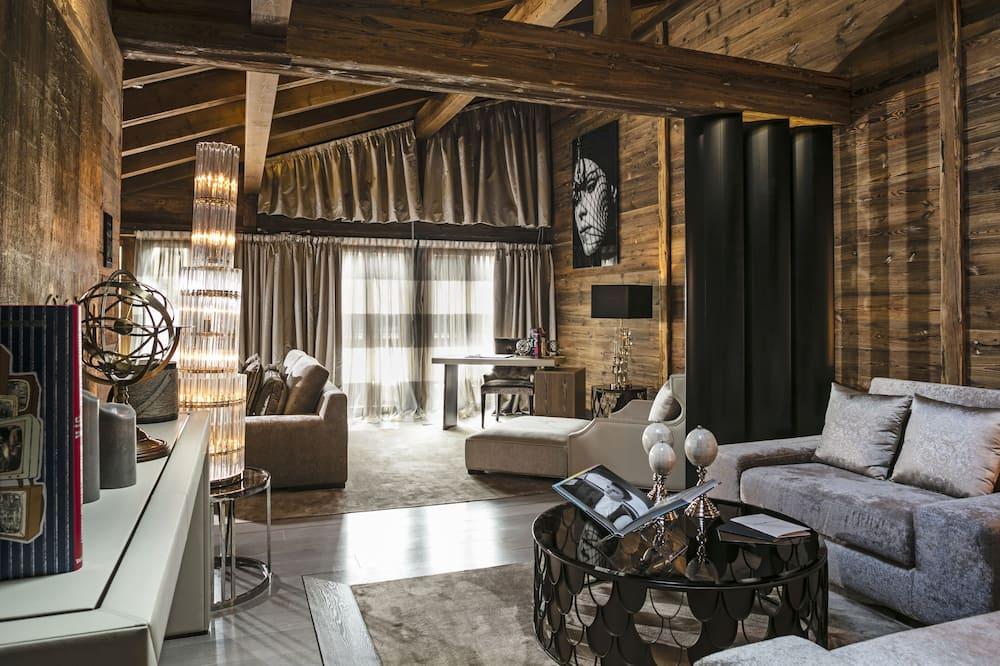 Luxury Süit, Balkon (Prestige) - Oda