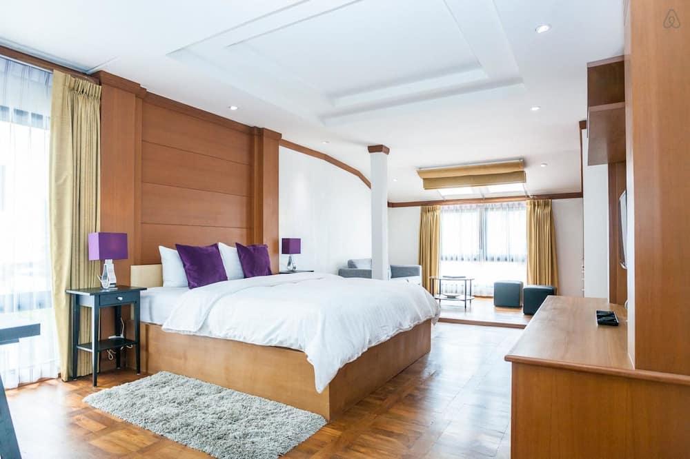 شقة - غرفة نوم واحدة - منظر للمدينة - الصورة الأساسية