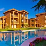 Departamento Confort, 3 habitaciones, vista al mar, con vista al mar - Piscina al aire libre