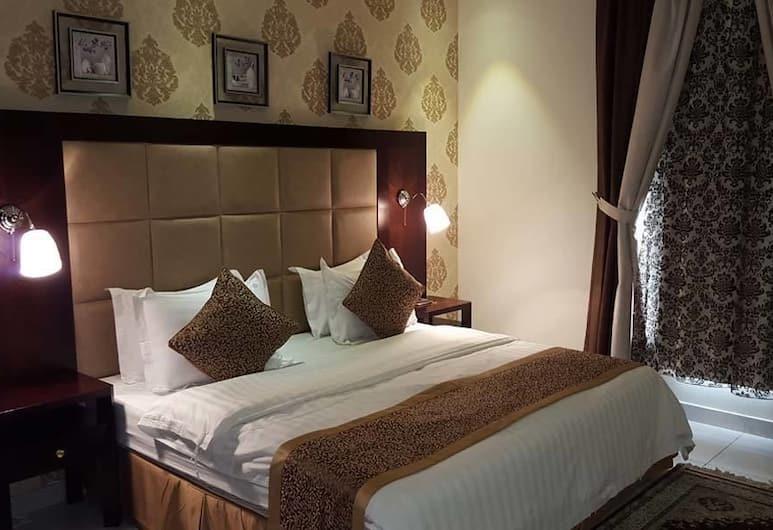 جلنار الشرق للأجنحة الفندقية, جدة, شقة - غرفتا نوم (2 Bathrooms), الغرفة