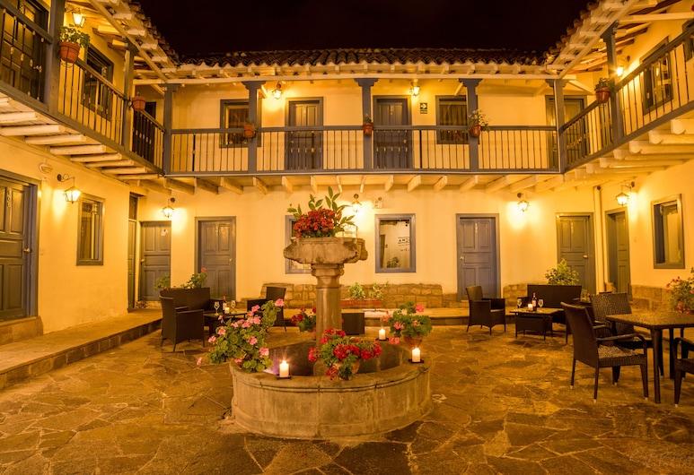 El Truco Boutique Hotel, Cusco, ด้านหน้าของโรงแรม - ช่วงเย็น/กลางคืน