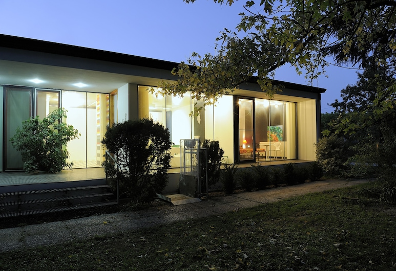 Sacramora, Faenza, Royal House, Terrace/Patio