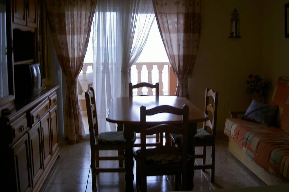 Apartment, 2 Bedrooms, Terrace - Oturma Odası