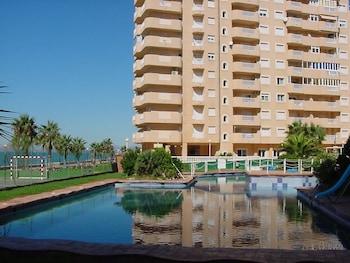 Mynd af PA Apartamentos Puerto Playa í Cartagena