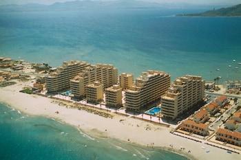 Mynd af PA Apartamentos Hawaii í Cartagena