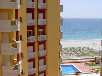 Foto van PA Apartamentos Playa Príncipe in Cartagena