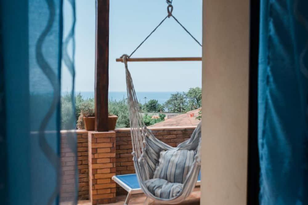 Superior Double Room, Terrace, Sea View - Terrace/Patio