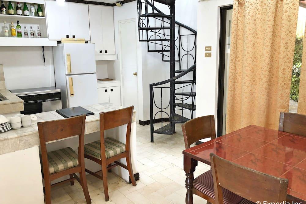 Rindu māja - Dzīvojamā zona