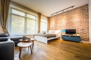 A(z) FriendHouse Apartments - Kazimierz hotel fényképe itt: Krakow