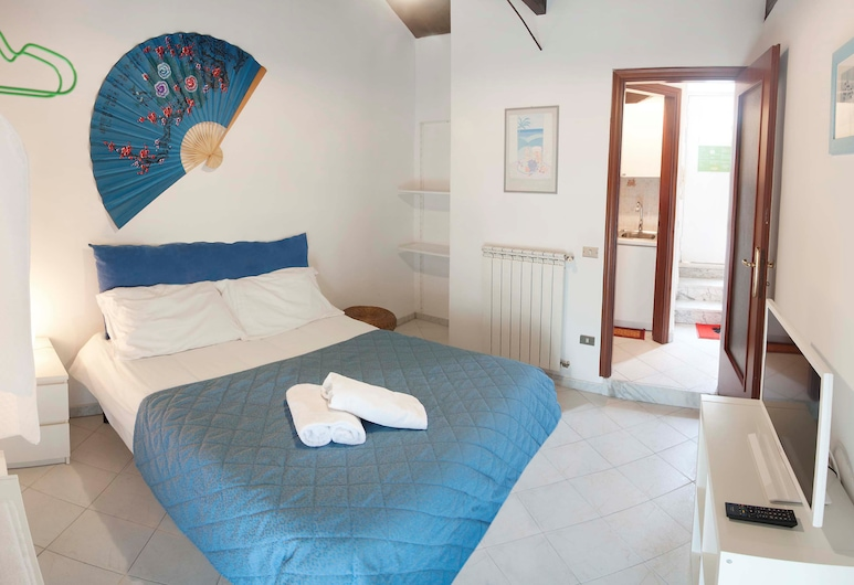 Rooftop 7, Napoli, Leilighet, 1 soverom (living area with 1 single sofa bed), Rom