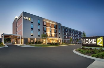 A(z) Home2 Suites by Hilton Chicago Schaumburg hotel fényképe itt: Schaumburg