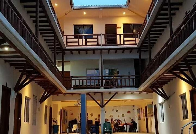 Hotel Juanmar, Juan de Acosta, Family Apartment, 2 Bedrooms, Living Area