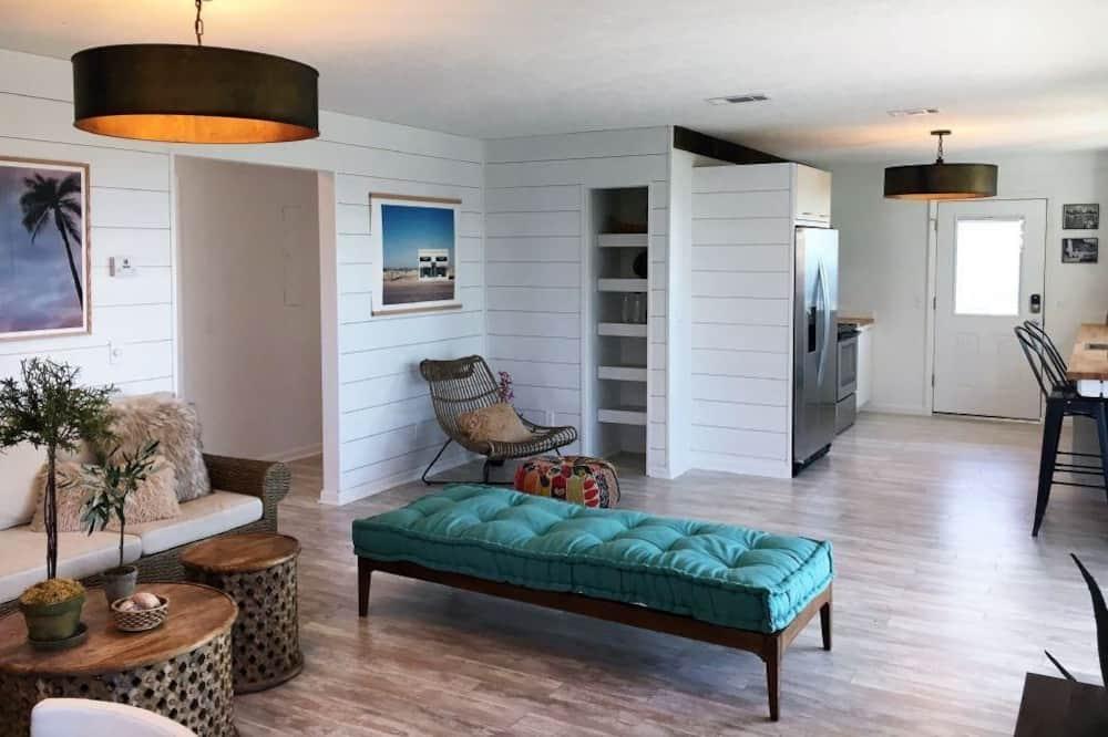 Maison, 2 chambres, vue mer, vue mer - Coin séjour