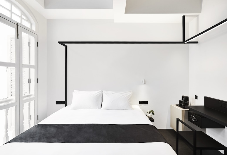 Hotel Mono, Singapore, Deluxe Double, Guest Room