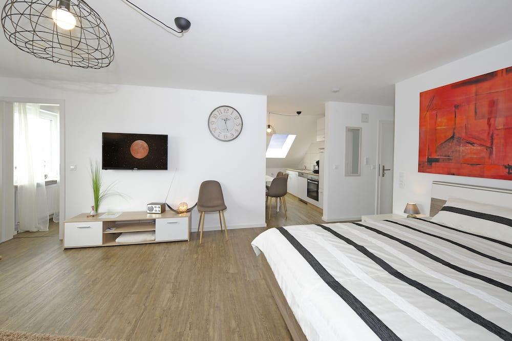 Apartment 2 - Living Area