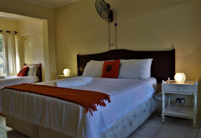Livingstone Lodge, Victoria Falls, Habitación familiar (3 Guests), Habitación