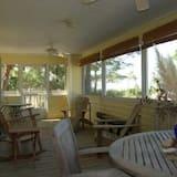 Rumah, 3 kamar tidur, pemandangan laut, menghadap laut - Pemandangan Balkon