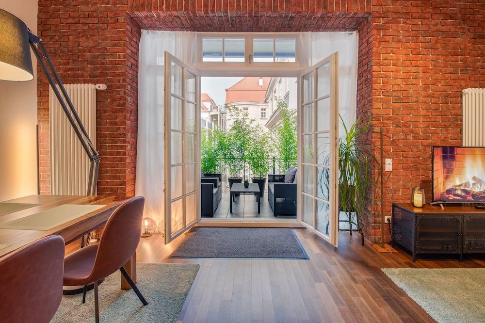 Deluxe Διαμέρισμα (Condo) (Schwarzwald Lounge) - Δωμάτιο