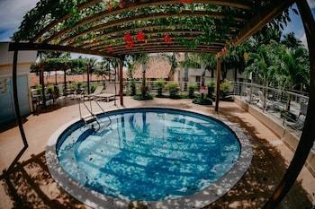 新卡爾迪斯卡達斯街羅馬國際度假村公寓酒店的圖片