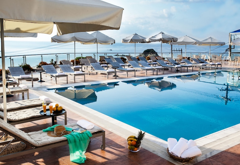 La Luna Hotel, Skiathos, Venkovní bazén