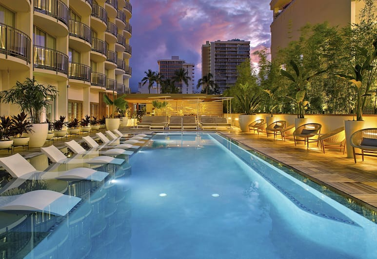The Laylow, Autograph Collection, Honolulu, Outdoor Pool