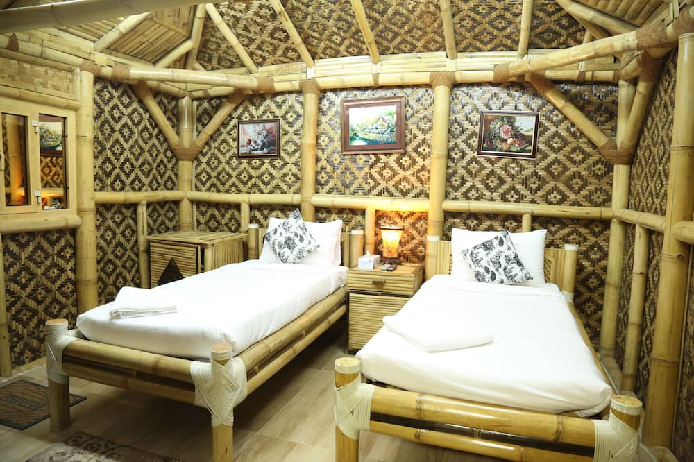 Chalet (Bamboo) - Guest Room
