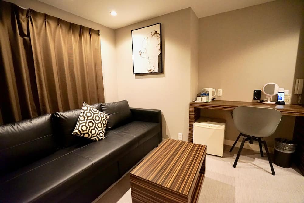 Double Room - Living Room
