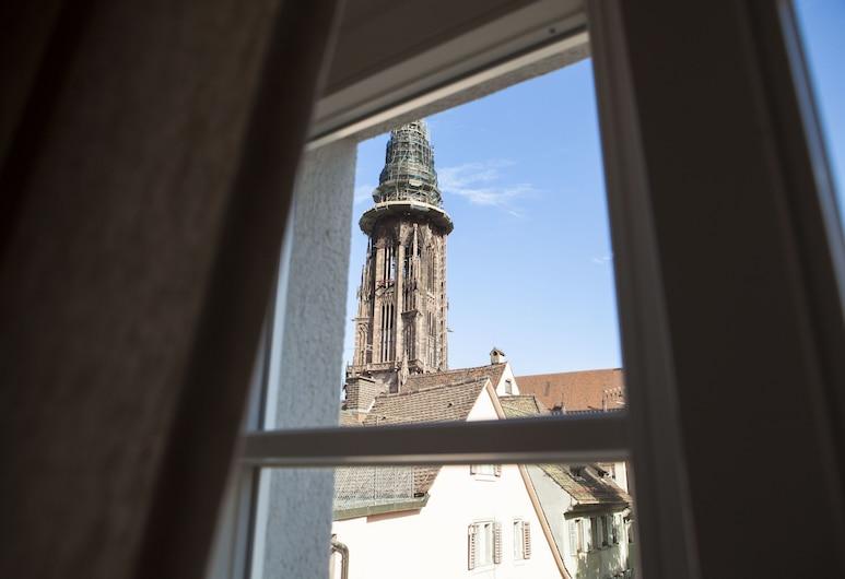 Ludwig XV - LXV, Фрайбург-им-Брайсгау, Апартаменты «Делюкс», 1 спальня, мини-кухня, Номер