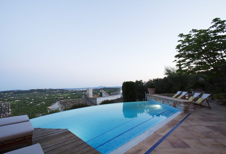 Can Cota Boutique Hotel, Selva, Piscina