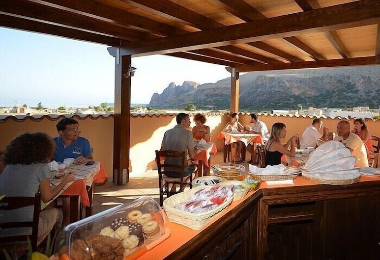 Baia Santa Margherita B&B, San Vito Lo Capo, Khu phục vụ bữa sáng