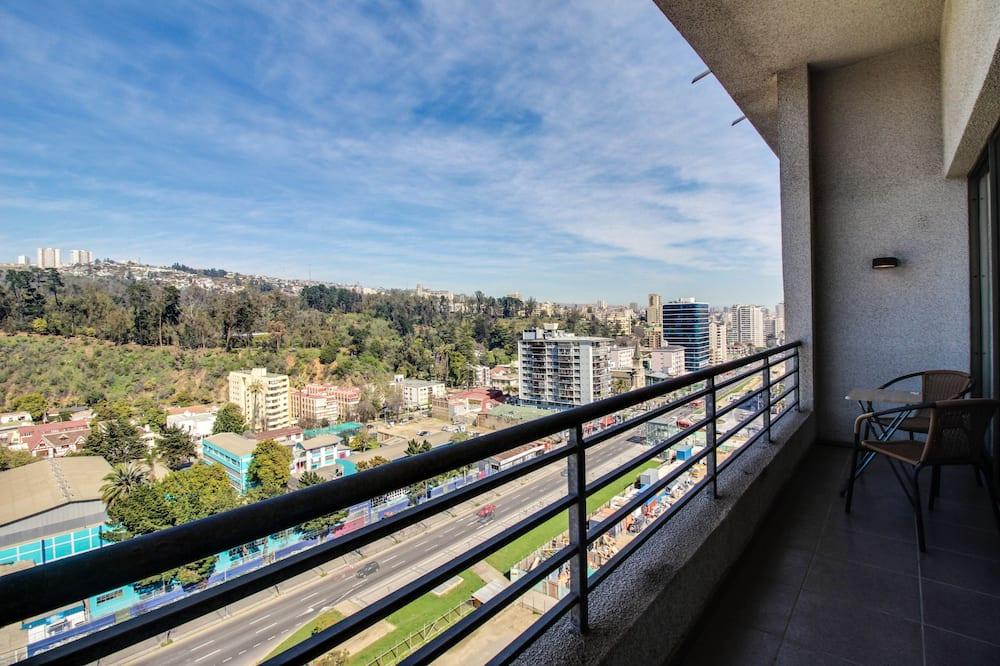 Apartamento Standard, 1 Quarto, Varanda - Varanda