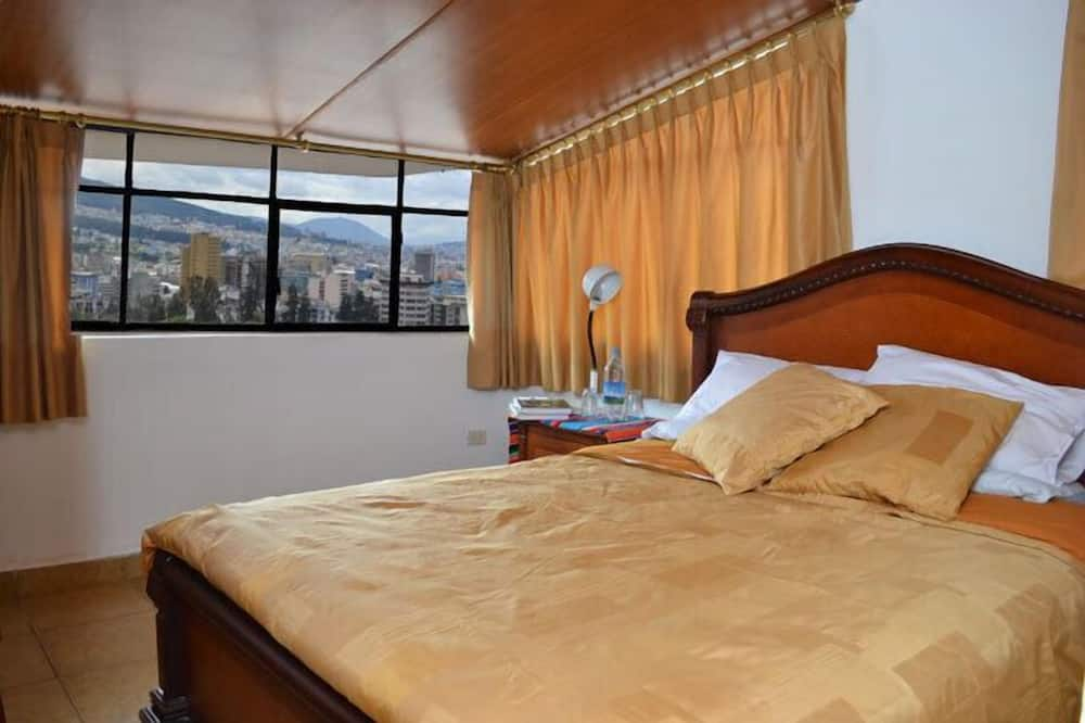 Улучшенный двухместный номер с 1 двуспальной кроватью - Номер