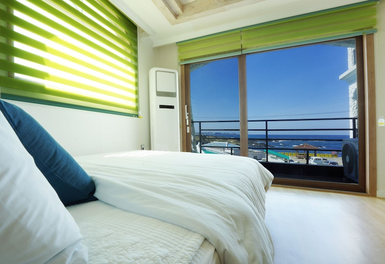斯凱塔里旅館, Jeju City, 家庭複式房屋, 2 間臥室 (22 PY), 客房