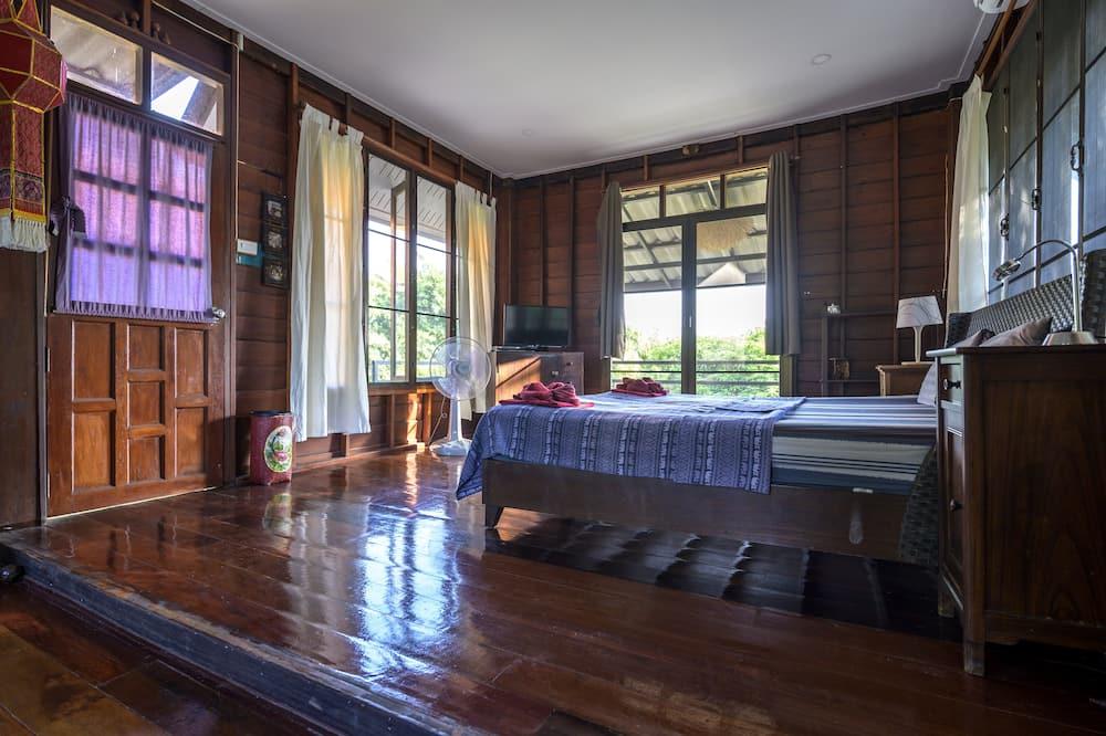 Tropical Villa 2 Bedrooms - Гостиная