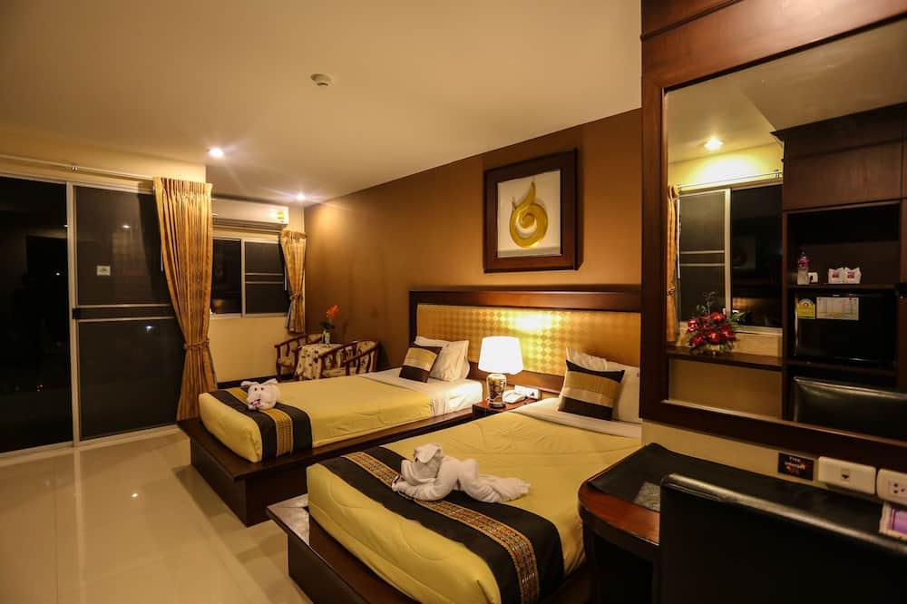 標準客房, 2 張單人床 - 客房