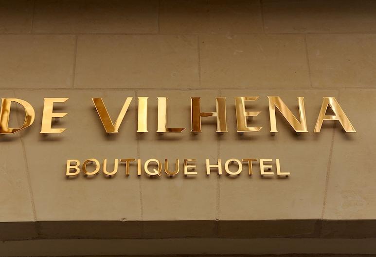De Vilhena Boutique Hotel, Valleta, Viesnīcas priekšskats