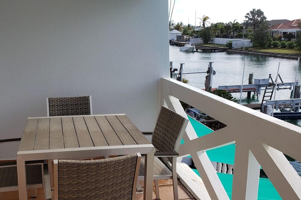 Maison mitoyenne Supérieure, 2 chambres, cuisine, vue marina - Balcon