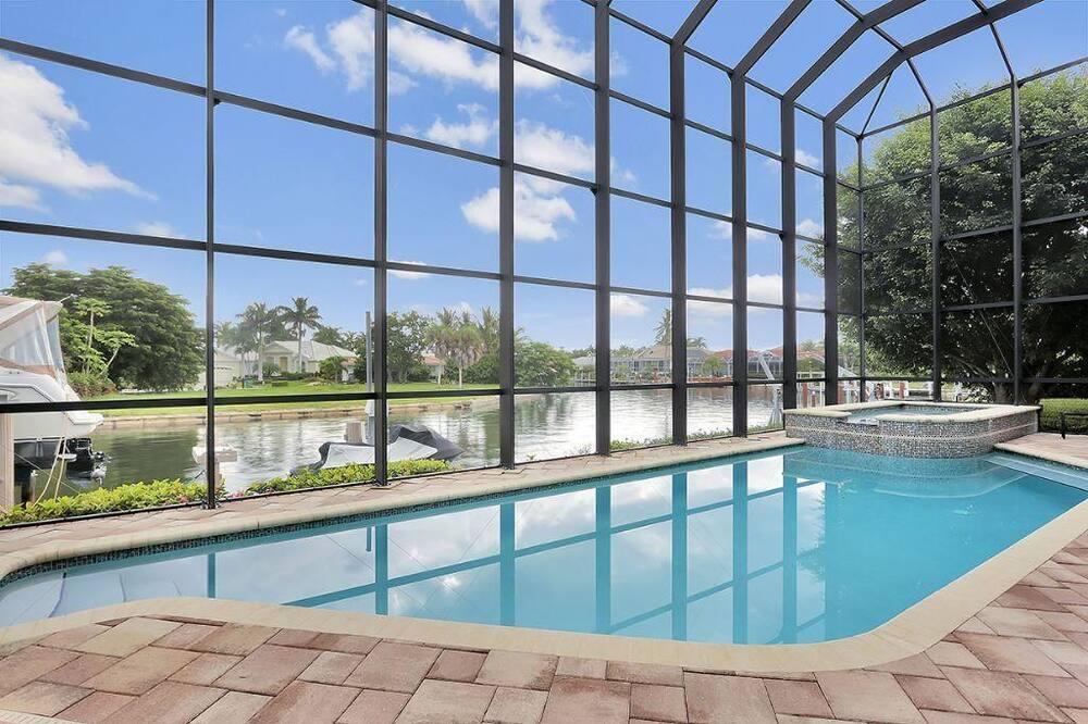 Dom, 4 spálne, výhľad na more, s výhľadom na more - Bazén